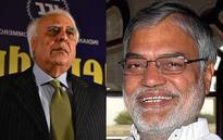 Sibal, Joshi take over new ministries