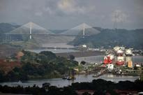 Chinese ship set to be first through expanded Panama Canal