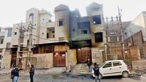 Bawana fire: Devastated kin look for bodies, answers