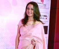 Sonia Agarwal looked pretty at the Hoofa Posh Exhibition at Crowne Plaza in Chennai