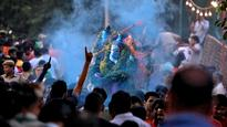 In Pictures | Bidding farewell to Lord Ganesha
