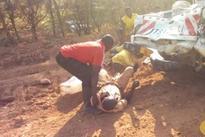 17 prisoners injured in Fort Portal motor accident