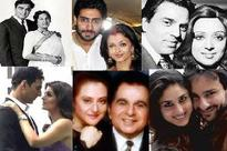Most popular real-life Jodi's of Bollywood over 100 years