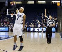 ODU's Jordan Baker is Mr. Consistency