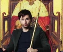 David Tennant Brings The Bard To A Screen Near You