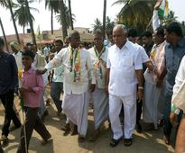 In Shikaripura, voters love 'serial weeper' Yeddyurappa