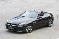 Mercedes-Benz SLC200 review