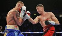 Callum Smith knocks out Luke Blackledge in 10th round to retain British title
