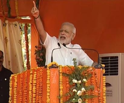 Modi's big-ticket Varanasi visit tomorrow will set the tone for UP polls