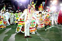 Luanda: Maianga and Rangel districts with highest number of carnival groups