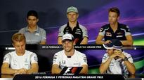F1 drivers step into the unknown on resurfaced Sepang