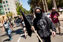 California police probe violent clash at white supremacist rally