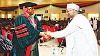 How I set up postgraduate school at NDA, by INEC boss, Yakubu