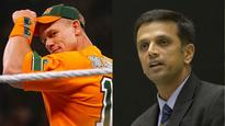 'Respect and Pride': John Cena shares Rahul Dravid's quote, gets a lot of love from India