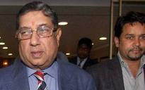 Srinivasan, Pawar too old for BCCI roles, Thakur to lose HPCA post
