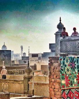What were Abhishek, Tapsee doing in Amritsar?