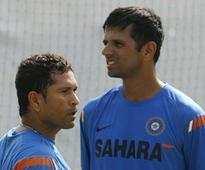 Kumar Sangakkara picks Rahul Dravid over Sachin ...