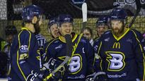 Canberra Brave have a great chance of winning Australian Ice Hockey League