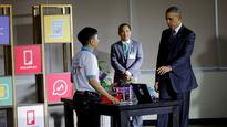 Obama urges Vietnam to improve human rights record