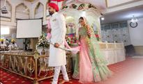 Hunar Hale and Mayank Gandhi's wedding pictures and videos OUT!