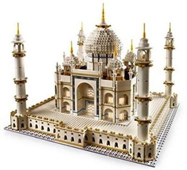Lego's Taj Mahal to make a comeback later this month