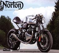 Mahindra Eyeing Old British Bike Brands, Norton and BSA