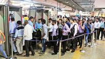Metro seeks funds for pvt security staff