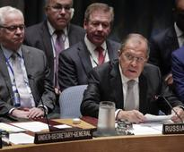 Syria And Russia Clash With John Kerry At United Nations Security Council Over Failed Ceasefire Agreement