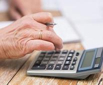 How much tax is applicable on pension and family pension
