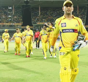 IPL franchises allowed to retain five players, Dhoni to return to CSK