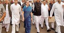 Congress to gherao parliament over inflation today