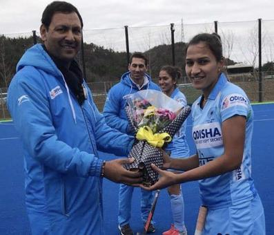 Rani to lead Indian women's hockey team at Commonwealth Games