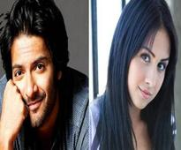 Ali Fazal and Lauren Gottlieb in the first look of short film TriyaCharitra