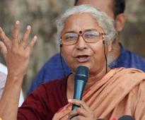 Cross defamation cases: Non-bailable warrant issued against Medha Patkar