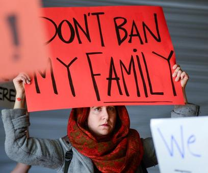 This is NOT a Muslim ban: Trump defends immigration order