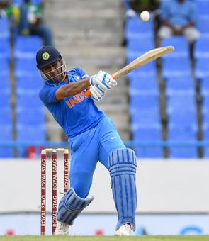 Dhoni, spinners power India to another easy victory vs West Indies