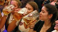 Why is Munich's legendary Oktoberfest celebrated in September?