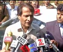 Prabhu inaugurates five new railway-related activities