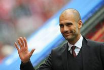 Pep Guardiola let Bayern Munich know he was leaving at team Christmas party