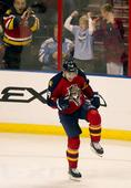 Florida Panthers duo of Tomas Fleischmann and Brian Campbell play like iron men