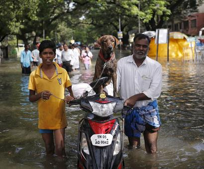 Chennai floods, a wake-up call for Mumbai
