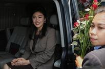 Yingluck on tour of Northeast