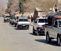 FC apprehends 81 people, recovers arms from Balochistan