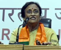 Congress Leader Rita Bahuguna Joshi Joins BJP, Slams Rahul