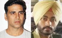 Akshay Kumar donates Rs 9 lakh to martyred BSF jawan Gurnam Singh's family