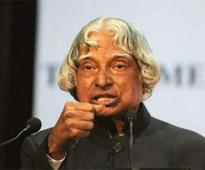 'Abdul Kalam was very keen on protecting our environment'
