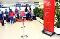 SriLankan Airlines unveils oneworld priority signage at Colombo, Male