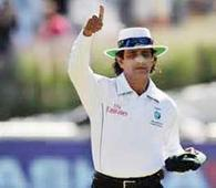 ICC pulls out umpire Asad Rauf