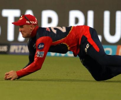 Turning Point: Russell's drop proves costly for Delhi