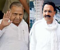 To get wife elected, mafia don Mukhtar Ansari forms `technical' alliance with Mulayam family